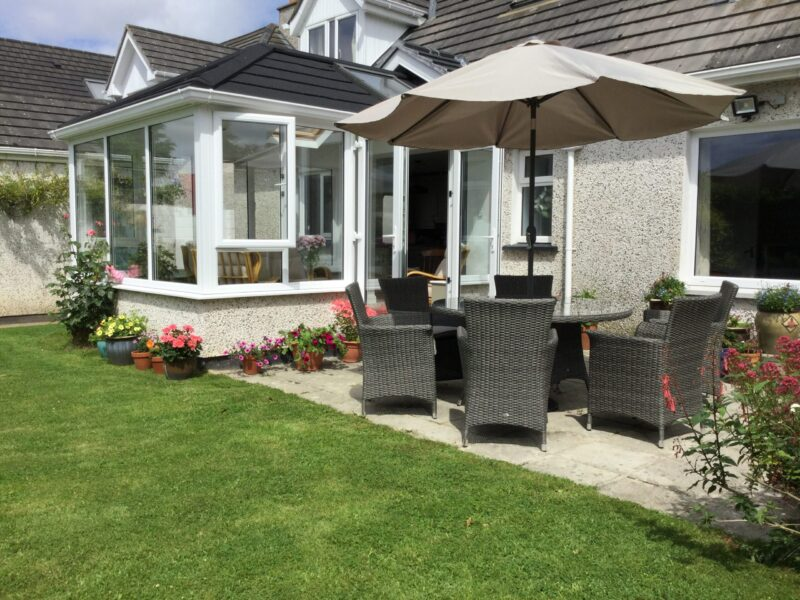 New Sunroom to Replace a Conservatory