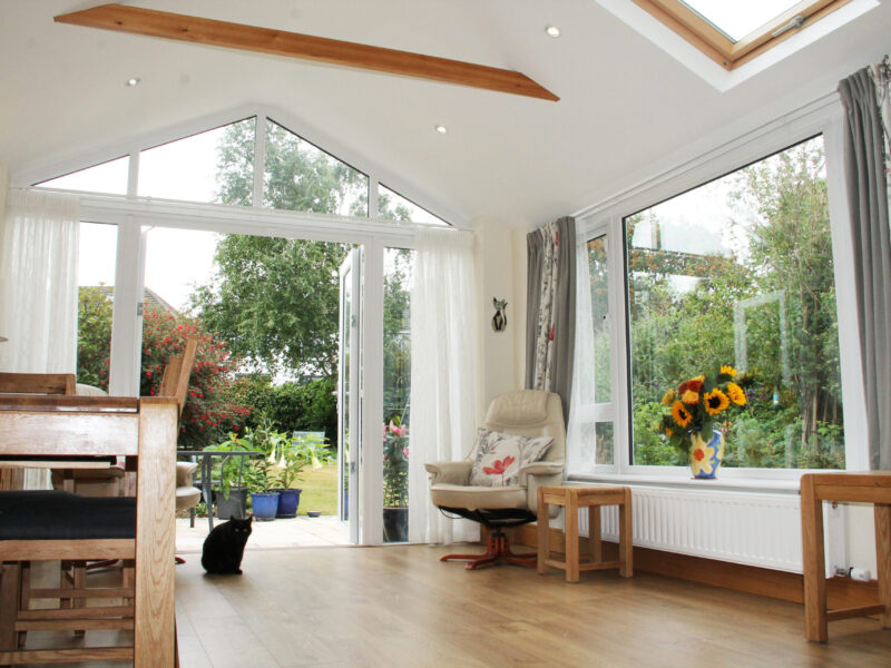 Sunrooms for Semi detached homes Brightspace