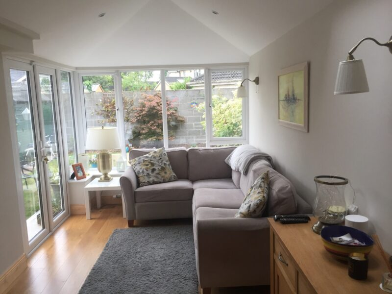 Sunrooms for Semi detached homes