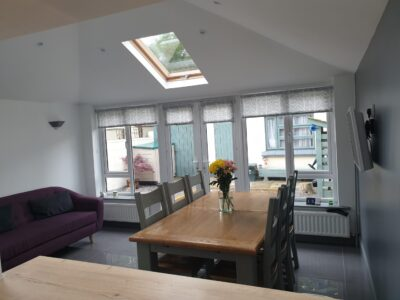 Sunrooms for Terraced Homes Bray 1